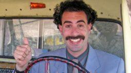 Borat: Governo do Cazaquistão usa bordão do personagem em campanha de turismo