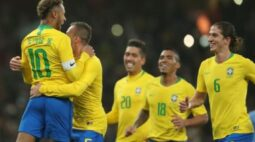 Espanha e Argentina sobem em novo ranking da Fifa; Brasil segue no top 3