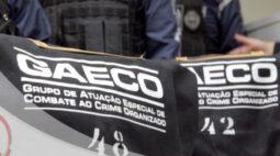 Gaeco cumpre mandados de prisão contra facção criminosa que agia pela internet