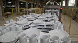 Campo Largo é o maior polo brasileiro de produção de porcelanas