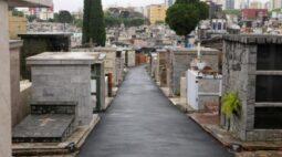 Prazo para limpeza de túmulos em cemitérios municipais de Curitiba termina na sexta-feira (30)