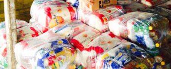 Câmara de Vereadores de Curitiba lança campanha para doação de cestas básicas