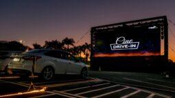 Londrina recebe segunda edição de Cine Drive-In em shopping