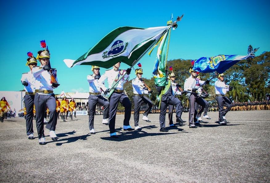 Edital do concurso da Polícia Militar do Paraná é divulgado; salário inicial de R$ 3.277,88