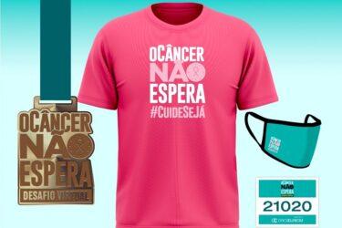 Outubro Rosa: corrida virtual incentiva prevenção do câncer de mama