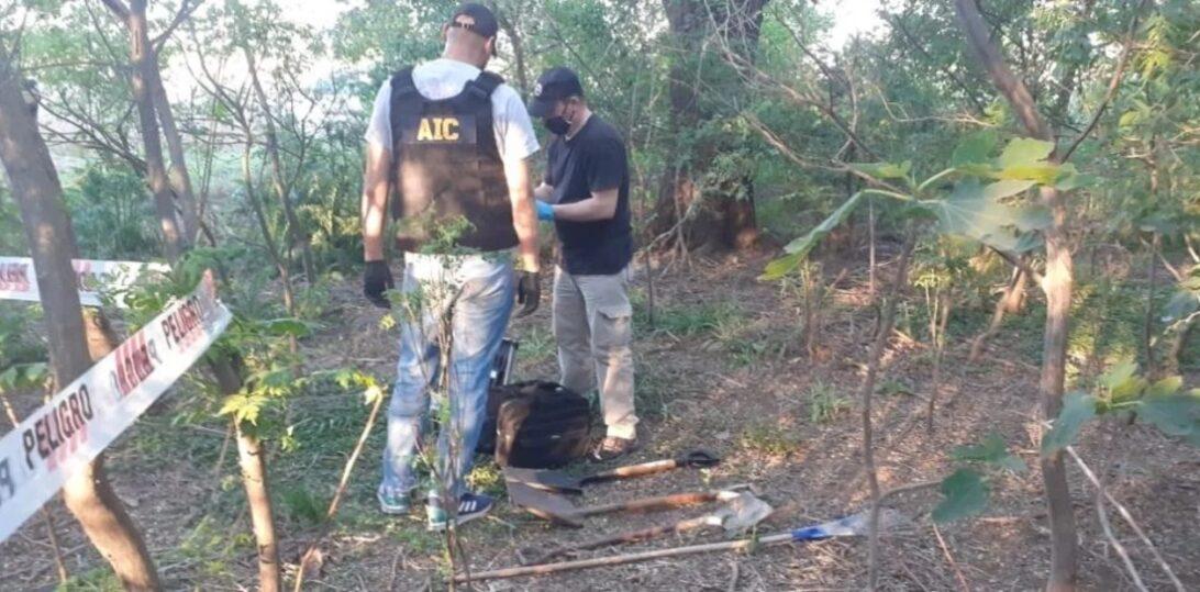 Corpo é encontrado decapitado e sem coração perto de santuário; polícia fala em satanismo