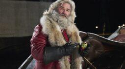Crônicas de Natal 2: Netflix divulga trailer com retorno de Kurt Russell como Papai Noel; veja