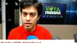 """Diogo Furtado (PCO) diz que o próximo prefeito de Curitiba """"provavelmente será o Greca"""""""