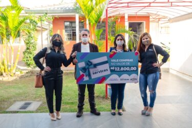 Grupo Services realiza evento online para apoiar entidades de assistência social