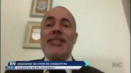Assassino de ator de Chiquititas falsifica RG em Jataizinho