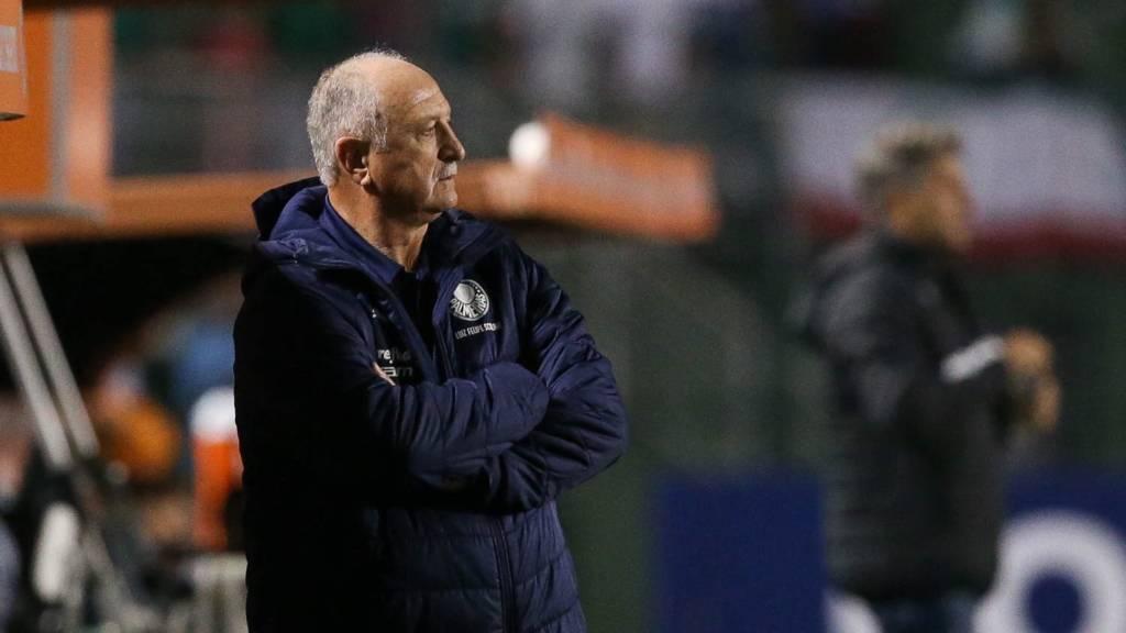 """Após """"não"""" de Lisca, Cruzeiro vai atrás de Felipão"""