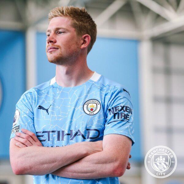 De Bruyne tem lesão detectada e vira desfalque do Manchester City nos próximos jogos