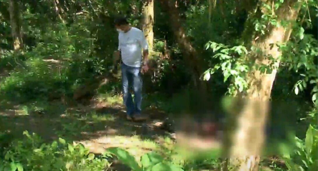 Mulher é encontrada morta ao lado de pacote de presentes na Grande Curitiba