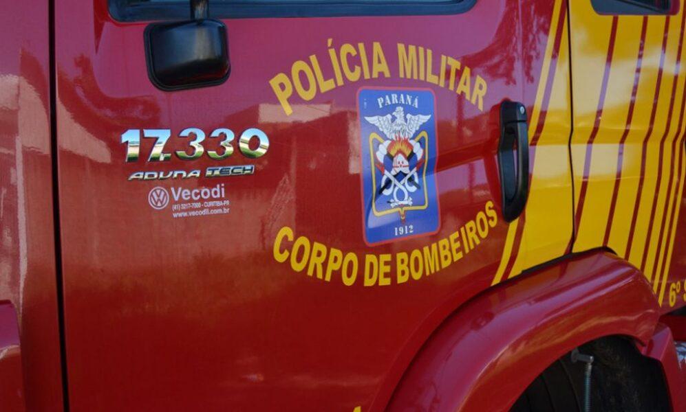Bombeiros encontram corpo de adolescente que desapareceu no Rio Piquiri