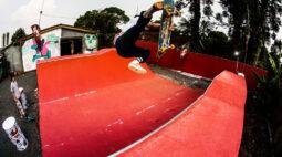 Londrina recebe evento no retorno do Mar Vermelho Skate Park