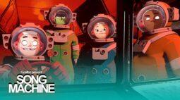 """Gorillaz lança álbum com convidados """"Song Machine: Strange Timez""""; ouça"""