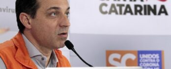 Governador de Santa Catarina é afastado do cargo; vice-governadora assume