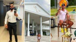 Veja fotos da mansão onde viviam Gusttavo Lima e Andressa Suita