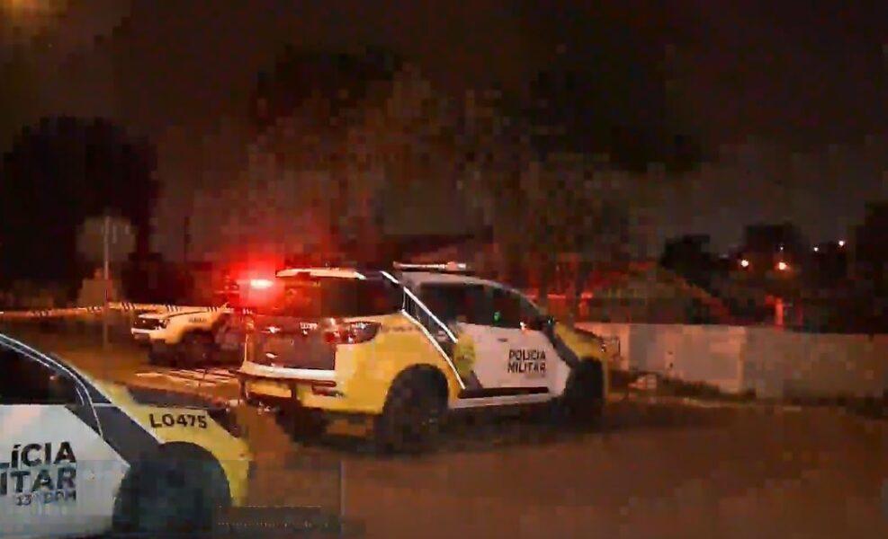 Bandido morre em confronto após assaltar lanchonete e tentar se esconder em residência