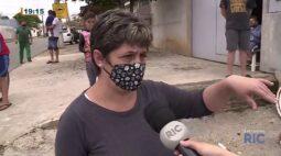 Motorista atropela e mata vendedor de espetinhos