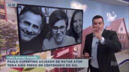 Possível prisão de acusado de matar o ator Rafael Miguel de Chiquititas