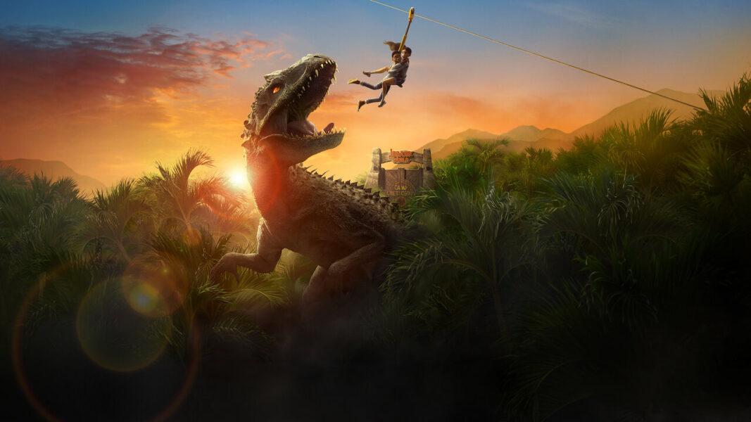 Jurassic World: Acampamento Jurássico: Netflix renova para 2ª temporada