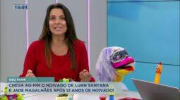 Após 12 anos chega ao fim noivado de Luan Santana e Jade Magalhães