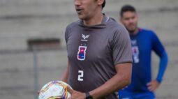 Lúcio Flávio deixa a comissão técnica do Paraná Clube