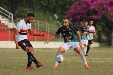 Maringá FC empata com Apucarana Sports fora de casa