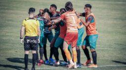 Maringá Futebol Clube vence o Andraus e conquista a primeira vitória na divisão de acesso do Paranaense