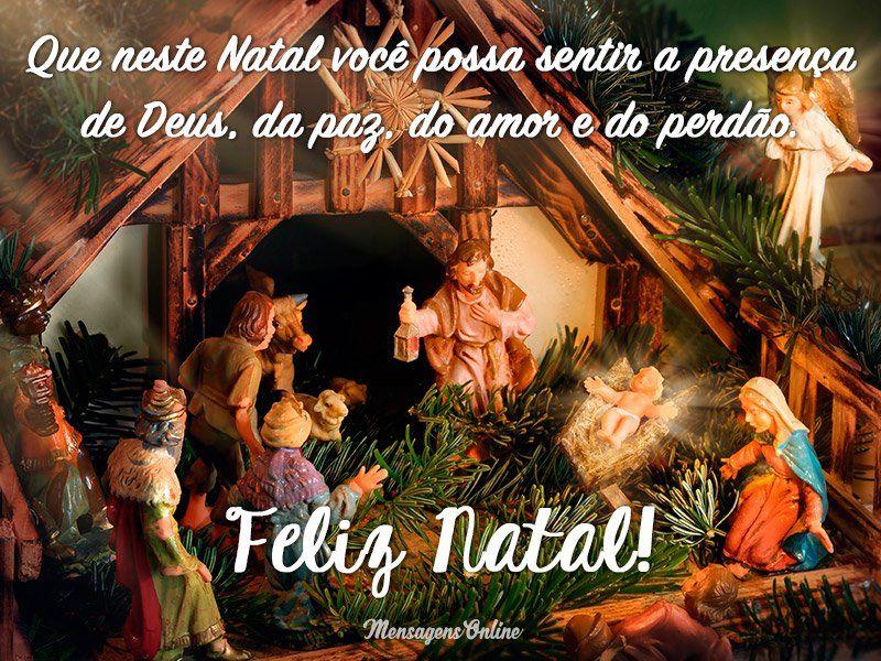 mensagem de natal católica