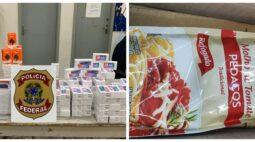 PF prende homem suspeito de enviar molho de tomate no lugar de eletrônicos comprados pela internet