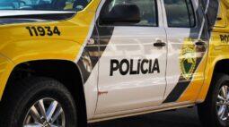 Mulher é abandonada após perseguição policial e acaba presa por tráfico de drogas