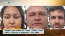 Médica sequestrada por 5 dias é solta
