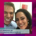 Silvio Santos é impedido pela família de apresentar programa