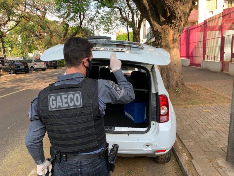 Gaeco e Gepatria deflagram Operação Networking em diversas cidades do noroeste do Paraná