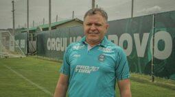 Pachequinho retorna ao Coritiba como auxiliar técnico permanente