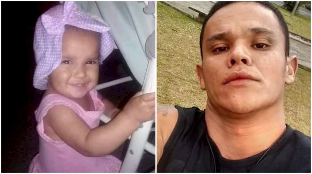 Padrasto confessa que matou e decapitou enteada de um ano