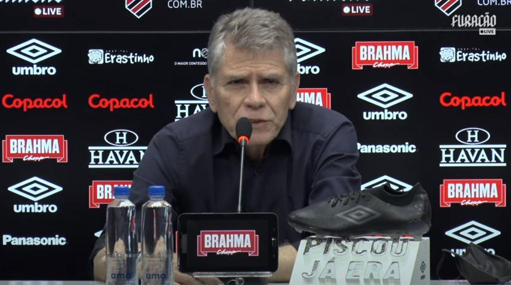 """Paulo Autuori analisa derrota para o Flamengo: """"Indícios claros que iremos nos recuperar no Brasileirão"""""""