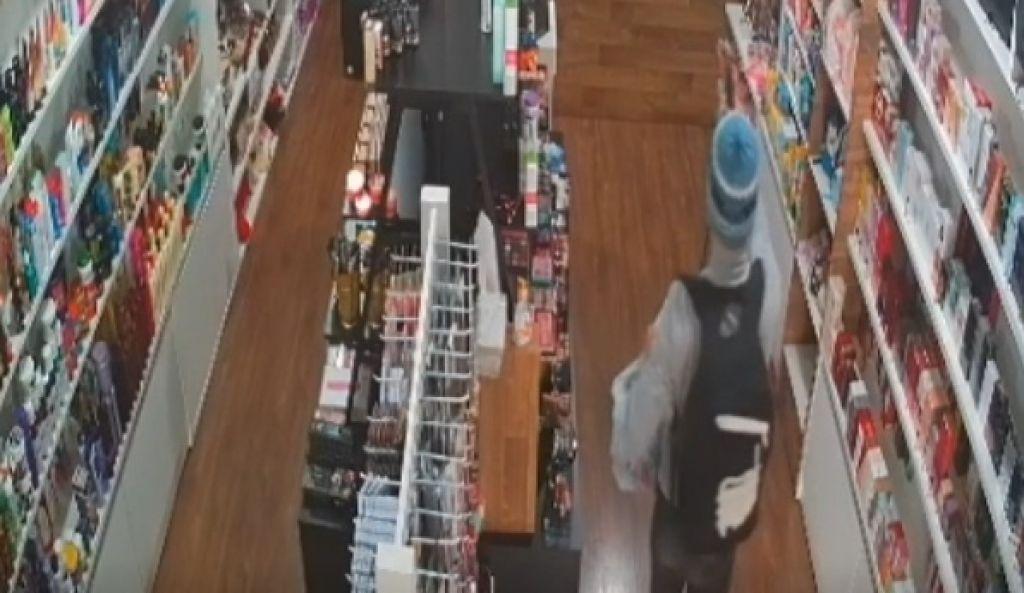 Bandido que roubou e atirou contra funcionários de farmácia em Iporã é preso dois meses depois