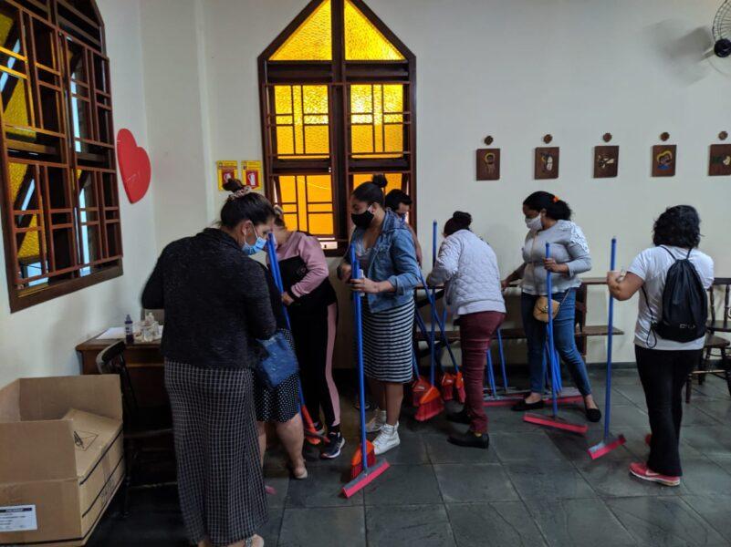 Projeto dá oportunidade de renda para mulheres da Vila Torres