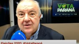 """Rafael Greca (DEM) diz que não ir aos debates é uma postura de """"profunda humildade"""""""