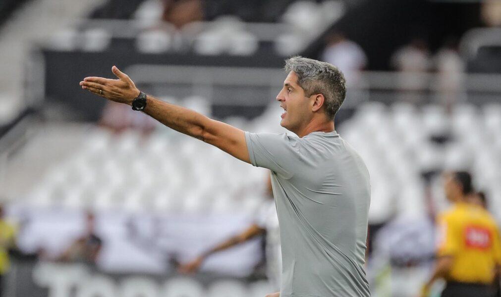 Rodrigo Santana é o novo treinador do Coritiba
