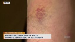 Vídeo mostra guardas municipais agredindo jovens durante abordagem