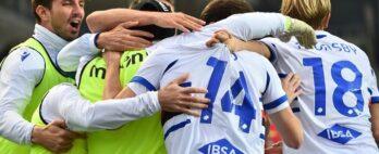 Fora de casa, Sampdoria surpreende Atalanta no Campeonato Italiano