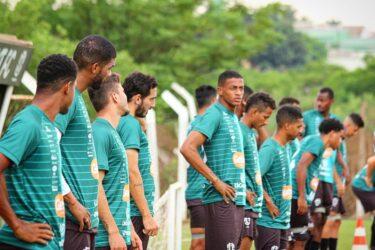 Líder da segunda divisão do Paranaense, Maringá enfrenta o Apucarana nesta quarta-feira (14)