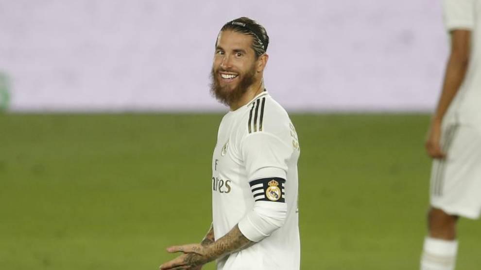 Sergio Ramos recua e pensa em renovar com o Real Madrid por um ano