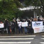 Contra colégios cívico-militares, professores invadem Secretaria da Educação do Paraná