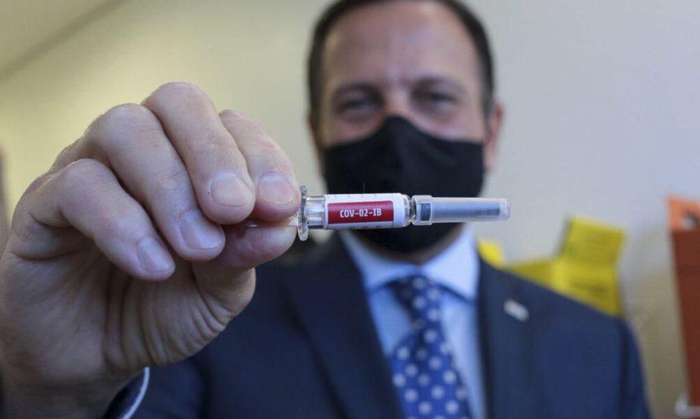 Sinovac: expectativa é que vacinação contra o coronavírus comece dia 15 de dezembro