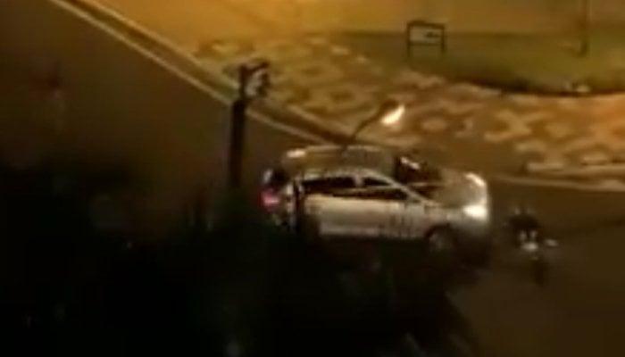 """Suspeito de atropelar jovem em Londrina diz que é vítima; """"eu estava fugindo desesperado"""" afirma"""